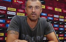 Luis Enrique: Barca sẽ không bán lại Arda Turan, Messi cần phải nghỉ ngơi
