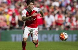 Vượt qua Walcott, Bellerin mới là 'vua tốc độ' của Arsenal