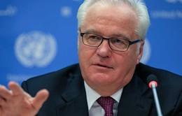 Nga bác đề xuất của Pháp về hạn chế dùng quyền phủ quyết tại LHQ