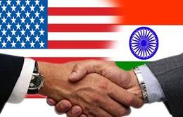 Mỹ-Ấn đối thoại chiến lược và đàm phán thương mại cấp cao