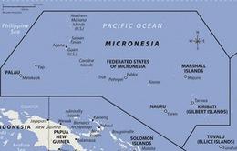 Papua New Guinea và Micronesia phân định ranh giới trên biển
