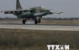 Nhật trao công hàm phản đối máy bay Nga xâm phạm không phận
