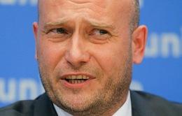 Ukraine: Thủ lĩnh tổ chức cánh hữu kêu gọi tiến hành biểu tình