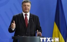 Kiev cấm Nga sở hữu các cơ quan truyền thông ở Ukraine