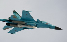 """""""Thêm 6 máy bay ném bom Su-34 của quân đội Nga đã tới Syria"""""""