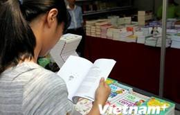 """Hàng nghìn tựa sách giảm giá 50% tại """"Hội sách mùa Thu 2015"""""""