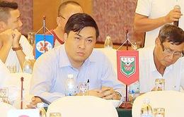 Ông Cao Văn Chóng, tân TGĐ VPF: 'Tôi tin sẽ giúp bóng đá Việt Nam tốt hơn'