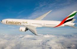 Emirates tăng cường khai thác tuyến bay đến TP.HCM