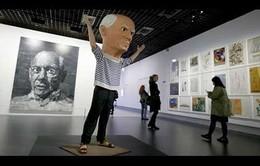 Triển lãm khảo sát ảnh hưởng của Picasso tới các nghệ sĩ đương đại