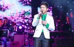 Trọng Tấn hát hết mình trong 'Bài ca không quên'