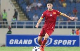 Cầu thủ 19 tuổi được đề cử Quả bóng Vàng Việt Nam 2015