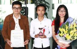 Sinh viên Giao thông xuất sắc giành cú đúp cuộc thi thiết kế châu Á