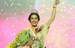 Sinh viên ĐH Hà Nội Đặng Mỹ Huyền đăng quang Nữ sinh viên Việt Nam duyên dáng