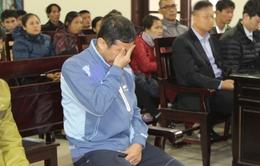 Bị cáo người Hàn bật khóc xin lỗi nạn nhân vụ sập giàn giáo Formosa
