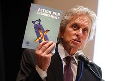 Israel trao tặng Michael Douglas giải thưởng trị giá 1 triệu USD