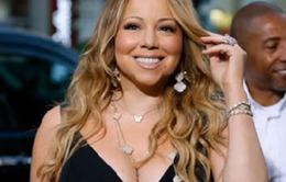 Mariah Carey lại có màn hát nhép thảm họa trên sân khấu
