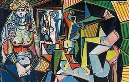 Tranh Picasso lập kỷ lục đấu giá: Điểm mặt 10 bức tranh đắt nhất mọi thời đại