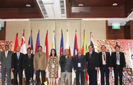 Đoàn Việt Nam tham dự Hội nghị Chánh án các nước ASEAN lần thứ ba
