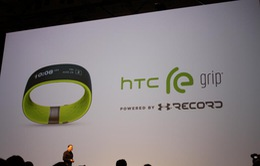 HTC GRIP: Phụ kiện không thể thiếu cho người yêu thể thao