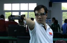 Hoàng Xuân Vinh giành HCB World Cup bắn súng