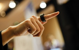 """CES 2015: Điều khiển mọi thứ với chiếc nhẫn """"ma thuật"""" Ring"""