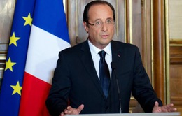Tổng thống Pháp cam kết bảo vệ người dân