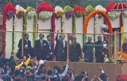 Tổng thống Mỹ tham dự lễ diễu hành kỉ niệm Ngày Cộng hòa Ấn Độ