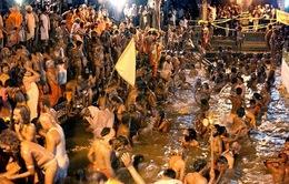 Ấn Độ: Giẫm đạp tại lễ hội tắm sông, 22 người thiệt mạng