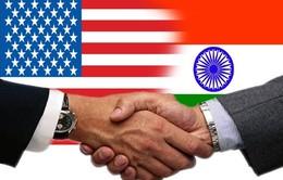 Mỹ, Ấn Độ đàm phán thương mại cấp cao