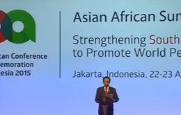Khai mạc Hội nghị thượng đỉnh Á-Phi năm 2015