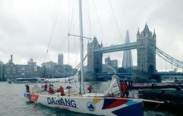 Thuyền buồm mang tên Đà Nẵng tham gia cuộc đua lớn nhất thế giới