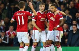 Lịch trực tiếp lượt về vòng play-off Champions League: Man Utd thẳng tiến?