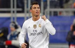 Cristiano Ronaldo lập một loạt kỷ lục mới tại Champions League