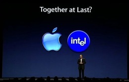 Intel sẽ sản xuất chip cho iPhone 7