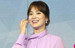 Song Hye Kyo tự tin nhất vào đôi mắt đẹp