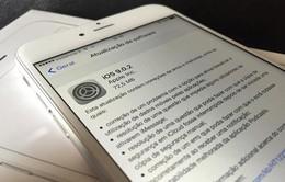 Apple tung bản vá iOS 9.0.2 khắc phục lỗi bảo mật