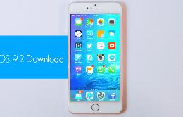 Apple phát hành iOS 9.2, khắc phục nhiều lỗi trên iPhone 6S