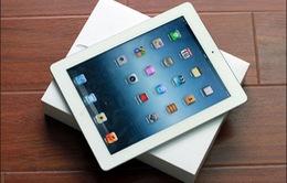 Năm 2015, doanh số iPad sẽ giảm 30%