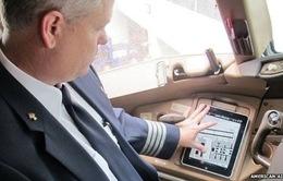 Lỗi phần mềm trên iPad, American Airlines hoãn hàng chục chuyến bay