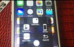 Trải nghiệm iPhone chạy hệ điều hành... Android