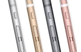 iPhone 6S màu bạc ít được ưa chuộng