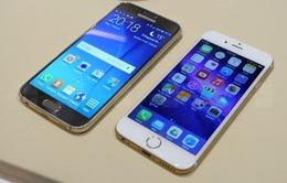 Doanh số bán iPhone 6 sẽ ảnh hưởng bởi Galaxy S6?
