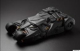 Batmobile - Biến iPhone thành siêu xe của Batman