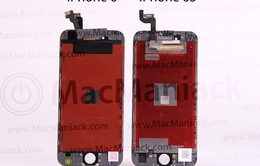 Cận cảnh màn hình Force Touch của iPhone 6S