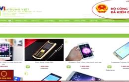 Công khai quảng cáo iPhone giả trên website được kiểm duyệt