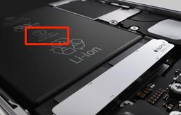 iPhone 6S chỉ sở hữu pin có dung lượng 1.715 mAh?