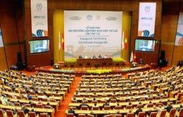 IPU-132: Khai mạc phiên họp Hội đồng điều hành