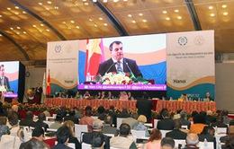 Đại hội đồng IPU-132 kết thúc phiên thảo luận toàn thể
