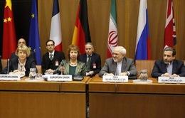 Iran và P5+1 ấn định thời điểm nối lại đàm phán