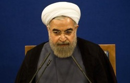 Iran thúc đẩy quan hệ trong khu vực sau thỏa thuận hạt nhân